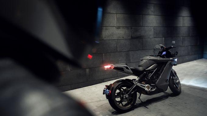 Zero Motorcycles SR/S 2021