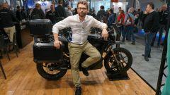 Zero Motorcycles, Zero DSR Black Forest, Live Eicma 2019