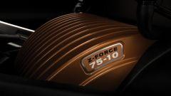 Zero SR/F: il motore