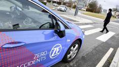 ZF al CES 2018: guida autonoma, pedaggio digitale e il volante del futuro - Immagine: 1
