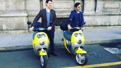 Zig Zag Scooter Sharing: Milano punta sull'elettrico a due ruote