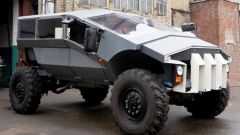 ZIL: dalla Russia con le ruotone - Immagine: 7