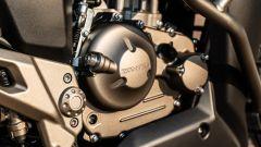 Zontes 125-G1: il cuore è un monocilindrico da 125 cc 4T