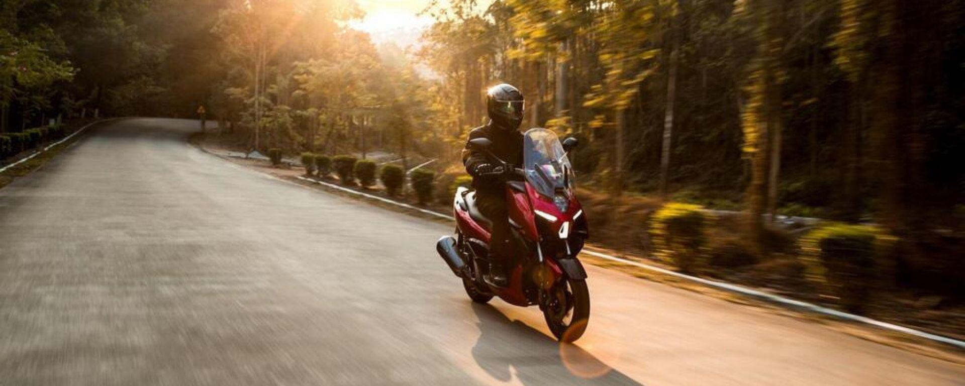 Zontes M 310: lo scooter potrebbe arrivare presto anche in Italia