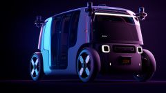 Zoox Autonomous Vehicle, il primo robotaxi Amazon